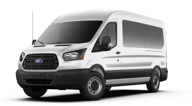New 2019 Ford Transit-350 XL Passenger Wagon Commercial-truck Pottstown